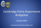 January 2015 BridgeStat Cover