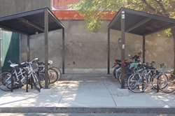 Lot 5 Bike Parking