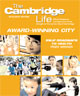 cover for Cambridge life magazine