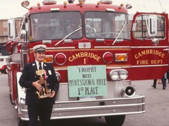 Picture of first place apparatus