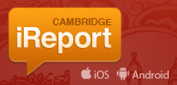 Cambridge iReport Promo