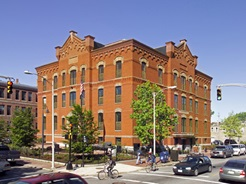 City Hall Annex at 344 Broadway