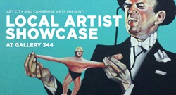 Gallery 344 Local Artist Showcase