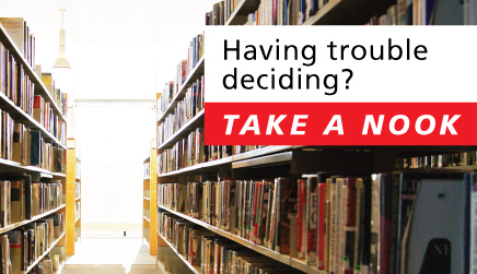 Having trouble deciding? Take a Nook.