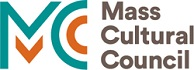 Mass Cultural Council's color logo image resized to 194 pixels wide