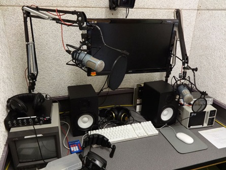 Narration Booth