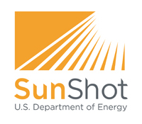 Department of Energy SunShot program logo