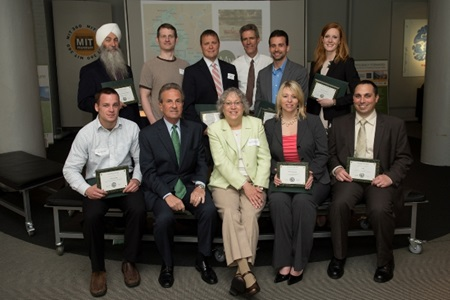2012 GoGreen Awardees
