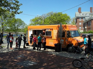 Riverfront Food Truck Program - Image of Taco Truck