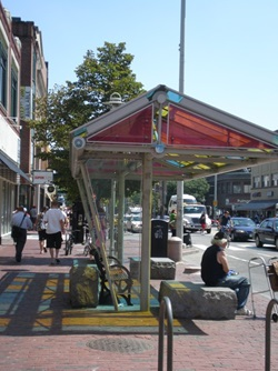 Central Square Bus Stop