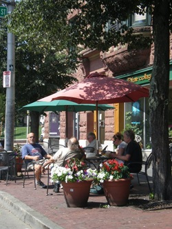 Outdoor Dining near 1369 Coffeehouse