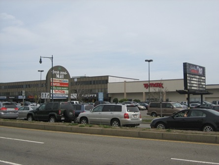 Image of Fresh Pond Shopping Mall