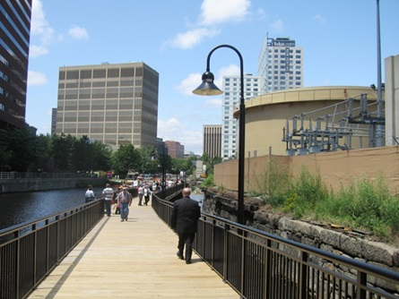 Broad Canal Pedestrian Path