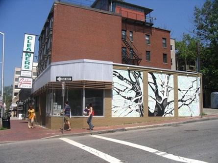 983 Massachusetts Ave After Facade Program