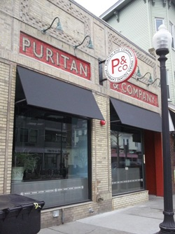 Puritan & Co Restaurant After the Program