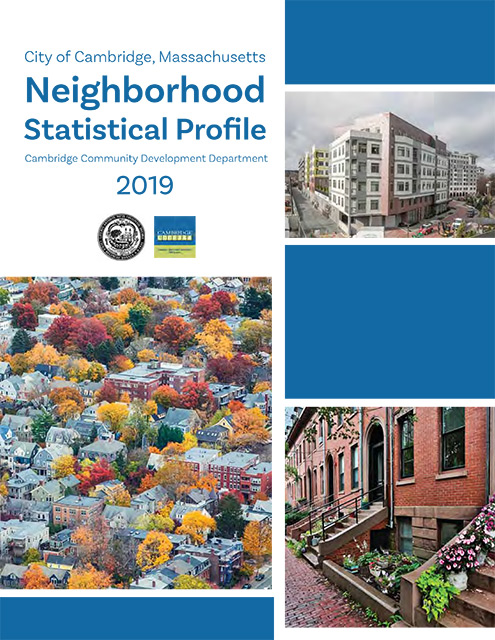 Cover of 2019 Neighborhood Statistical Profile document