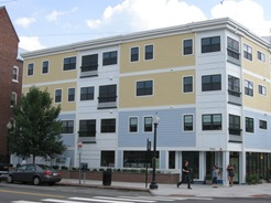 Elm Place Cdd City Of Cambridge Massachusetts