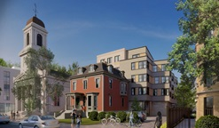 Rendering of Frost Terrace