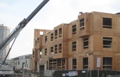 625 Putnam Avenue under construction