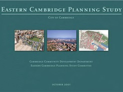 Eastern Cambridge Planning Study report cover