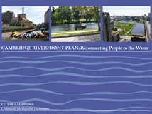 Cover of Riverfront Plan