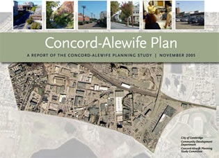 Concord Alewife Plan report cover