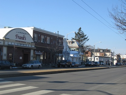 North Mass Ave retail