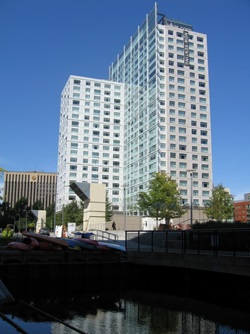 Watermark residential tower brings housing to Kendall Square