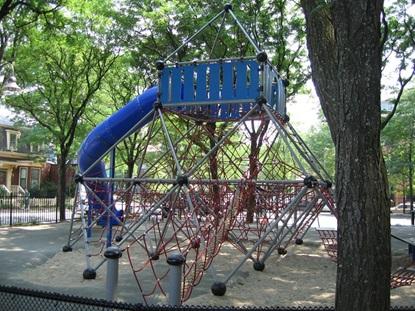 Alden Playground - CDD - City of Cambridge, Massachusetts