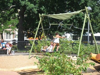 Kemp Playground at Cambridge Commons