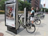 Hubway at One Broadway