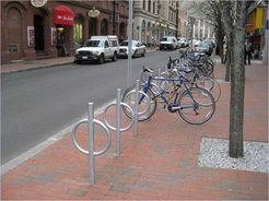 Parking Your Bicycle Cdd City Of Cambridge Massachusetts