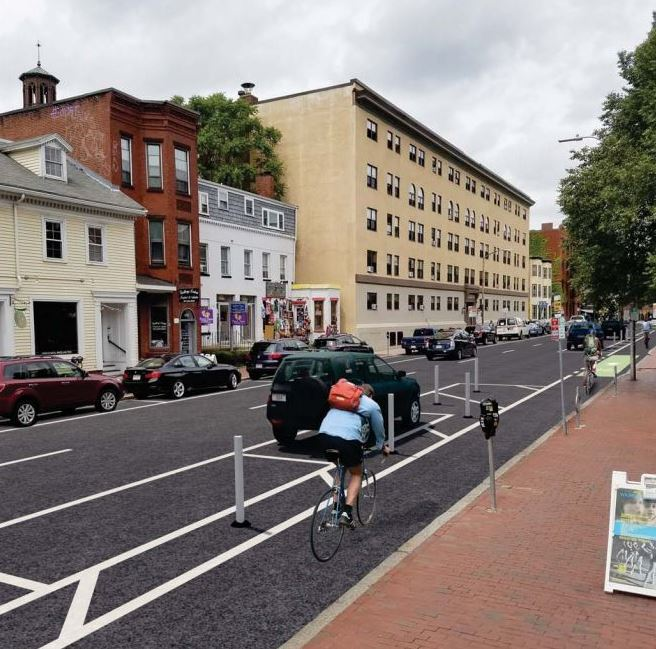 mass ave bike lane rendering thumbnail
