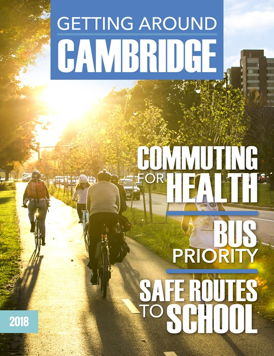 Getting Around Cambridge magazine