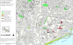 kendall square district map