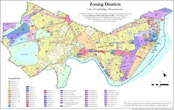 Zoning Overlay Map