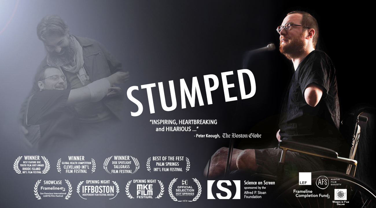 Cover art for the film STUMPED