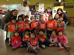 Morse PreSchool visit Whole Foods