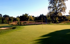 Green at Fresh Pond Golf Course