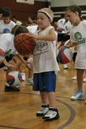 Stars basketball Camp