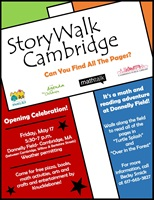 StoryWalk Cambridge