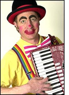 photo of Davey the Clown