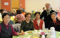Ladies Breakfast at Senior Center