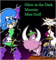 MSAC Mini-Golf clipart