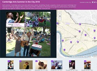 Summer in the CIty Story Map