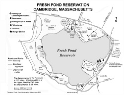 Fresh Pond Map