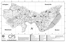 Cambridge Public School Resource Map