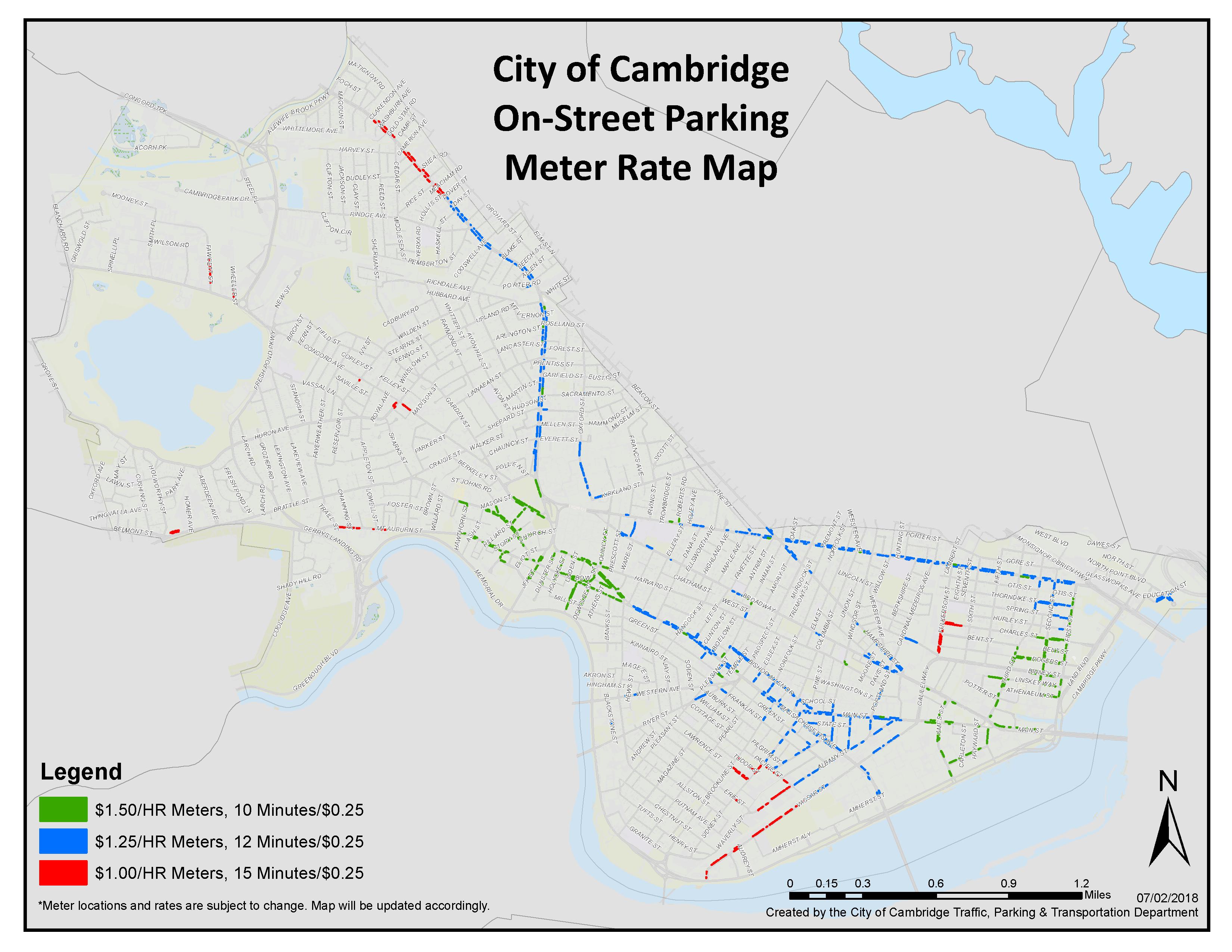 Free Parking Chicago Map.Parking Meters Traffic Parking Transportation Department City