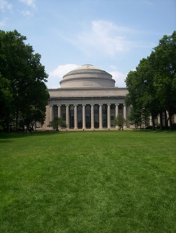 MIT Great Dome at Killian Court