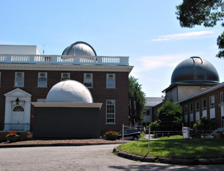 Harvard Smithsonian Astrophysical Laboratory